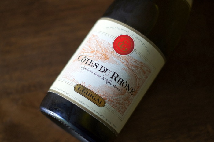 A Perfect White Wine for your next Picnic: Guigal Côtes du Rhône Blanc 2016