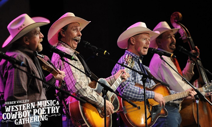 Heber Valley Western Music and Cowboy Poetry Gathering