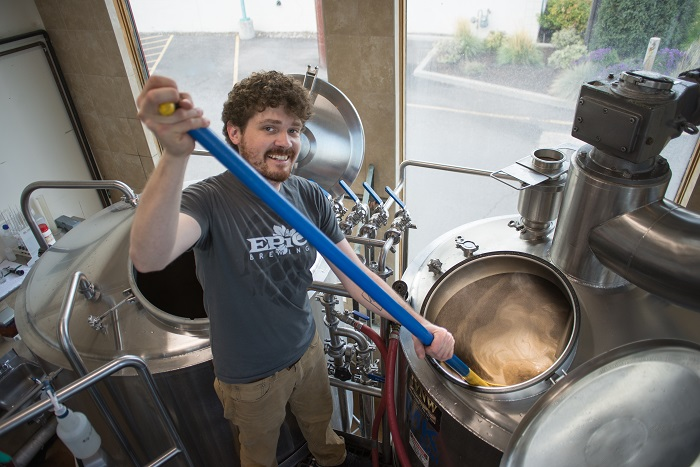 Epic Brewing: Beer From the Beehive State Goes International