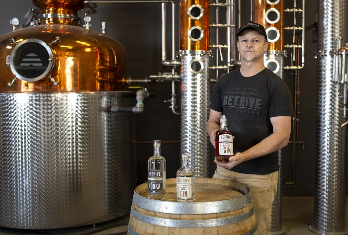 Beehive Distilling Has a New Place to Call Home