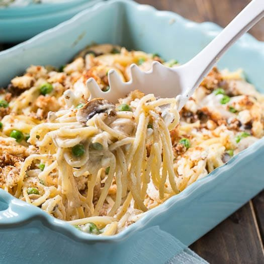 Turkey Tetrazzini Recipe