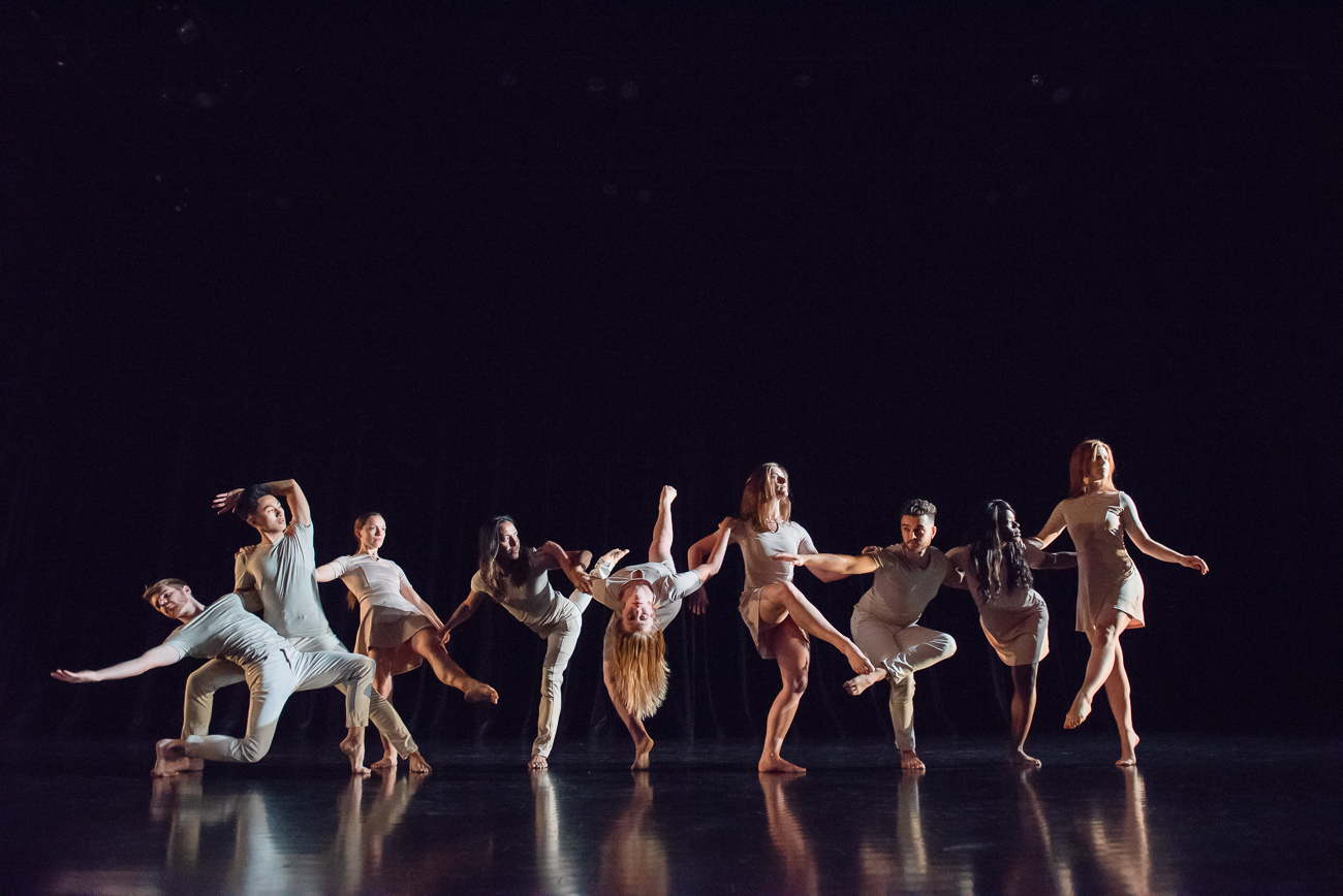 Emerge: Utah Dancers Tell Stories Through Gestures and Movement