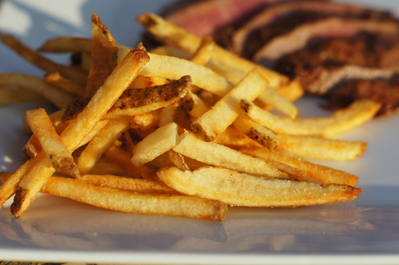 Scheff's Table – Bistro-worthy French Fries