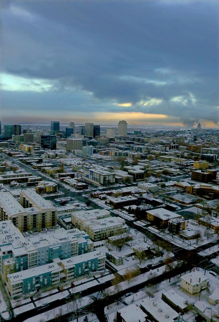 Boom Town: Salt Lake City and Utah are Rising