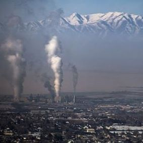 Utah's Air Policy and why won't our leaders do anything about industrial pollution