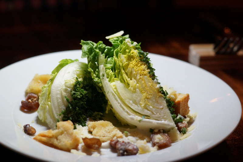 SLC Eatery: Little Gems salad