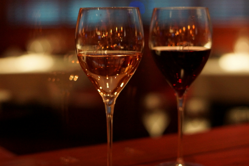 Fleming's Prime Steakhouse & Wine Bar extensive, award-winning wine list
