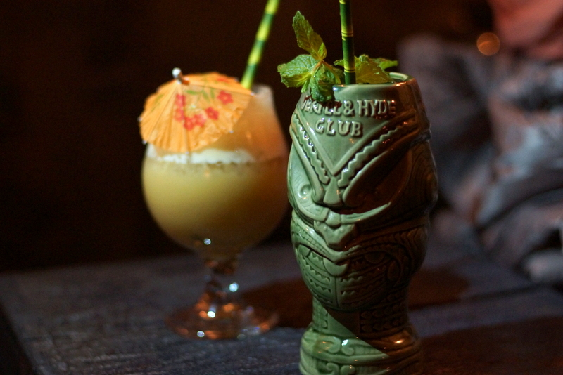 Tiki cocktails photos