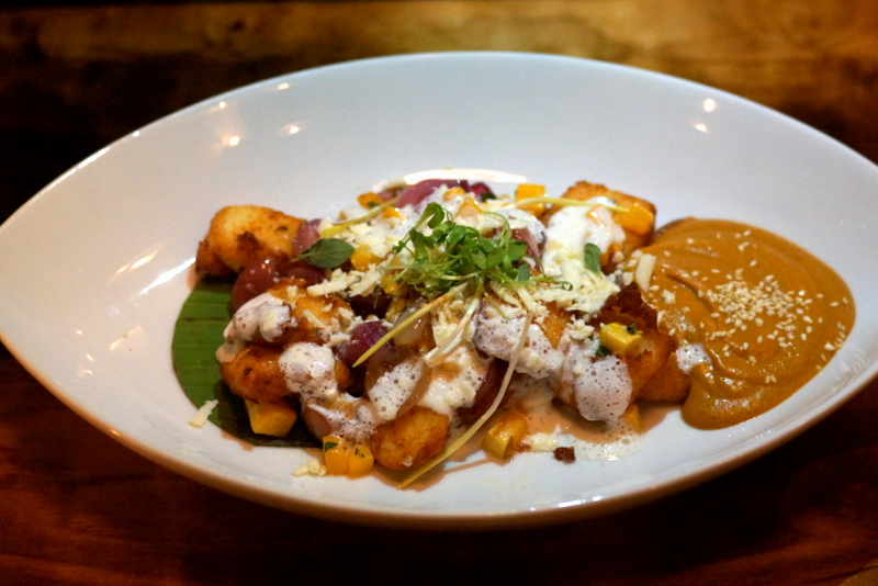 SLC Eatery: Cotija Cheese Tamalitos