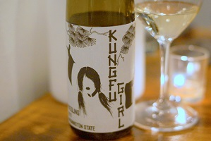 Kung Fu Girl Riesling -Try This Pleasantly Dry Riesling
