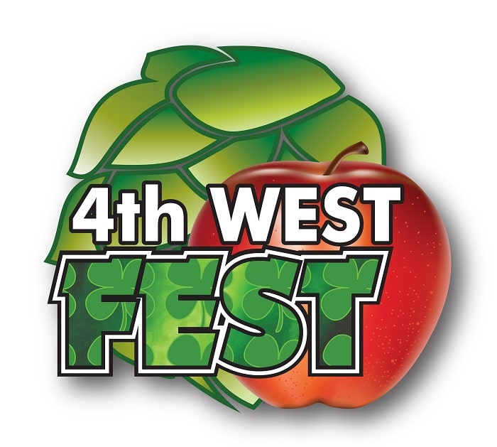Celebrate 4th West Fest, St. Patrick's Day with Mountain West Cider and Red Rock Brewery
