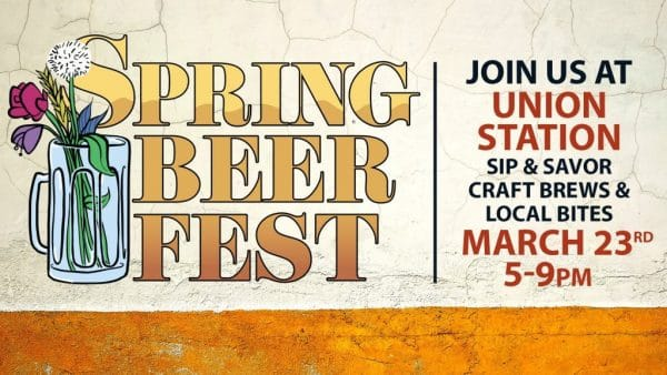 Ogden's Second Spring Beer Fest