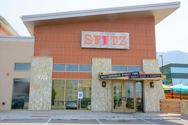 One of Spitz locations in Utah