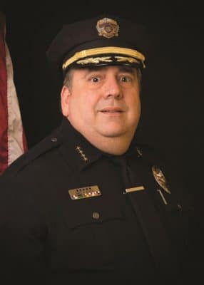 Police Chief Robby Russo