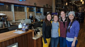 Beth Furton at Daily Rise Coffee: Coffee and Community in Ogden