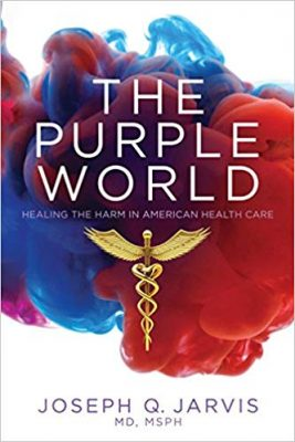 The Purple World book :benefits of single-payer healthcare