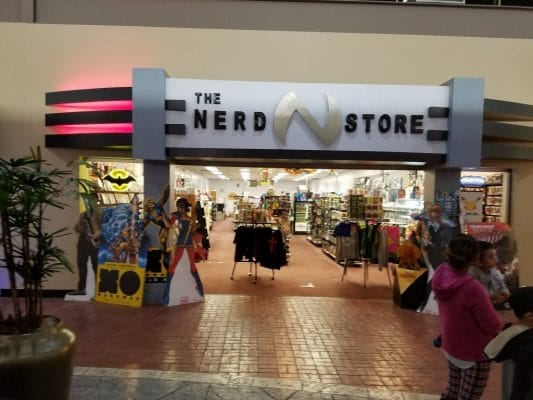 the nerd culture over the years (and what rough years those must've been) have gone from Zeros to Heroes; no longer is it taboo to be reading a comic book or getting together with some friends to play Magic or D&D—Nerd is the new cool.