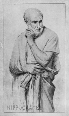 health and wellness: hippocrates