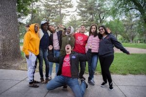 for Utah students, the University of Utah has a program that is designed to help lower income kids from disadvantaged communities entering high school.