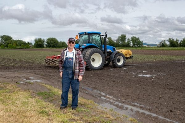 A year after Farmington granted agricultural protection for the Bangerter family farm, a 22-acre plot of farmland, and ended any effort to put soccer fields on the site, the city's economic development director still receives pleas to leave the property alone.