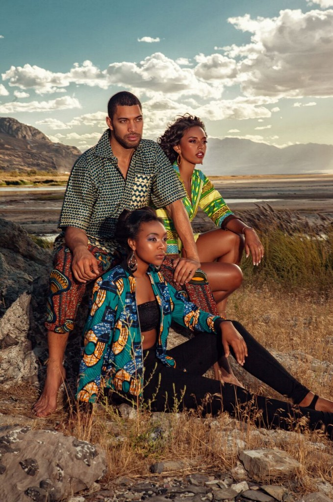 Photographer Tawny Horton is mixing chic with click. She has been arranging wild and whimsical photoshoots around Utah, bringing together Salt Lake City shutterbugs, models, designers, makeup artists, and hair stylists for a chance to create a unique vision.