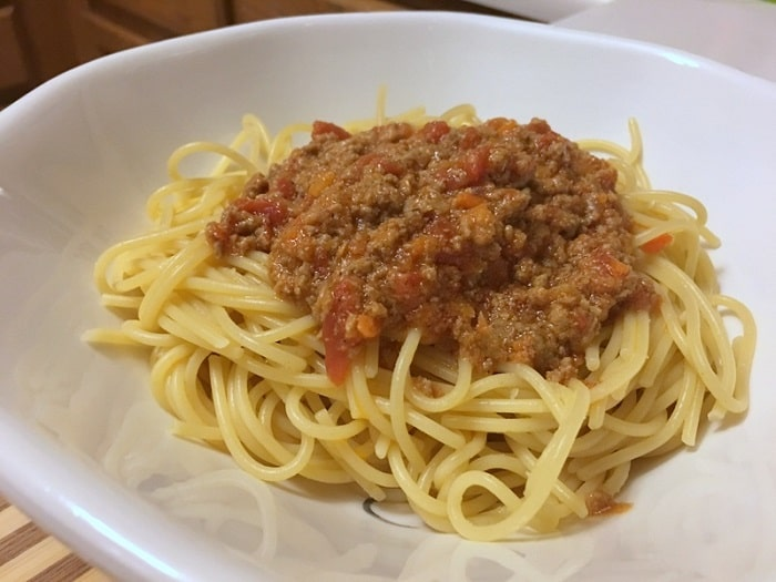 This Bolognese-style ragu recipe is perfect for any pasta