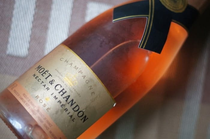 Sip O' the Week—MOËT & CHANDON NECTAR IMPÉRIAL ROSÉ