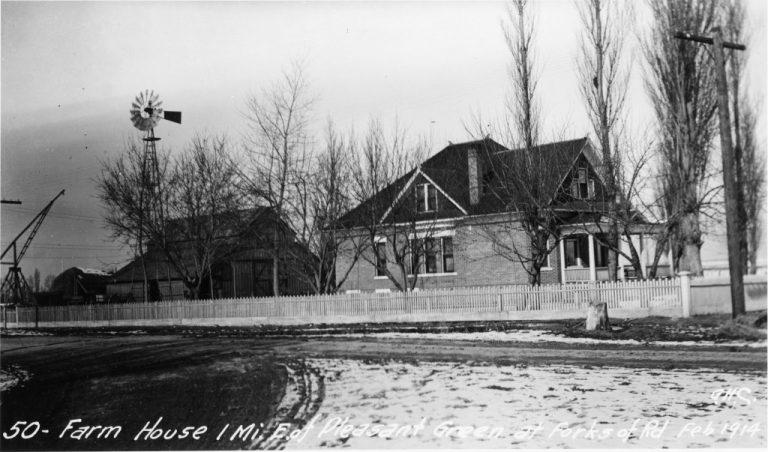 The pioneer history of Pleasant Green, commonly known as Magna, Utah, remains largely untold outside of dusty family histories and faded folklore.