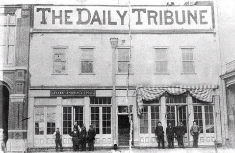 A brief history of newspapers in Utah