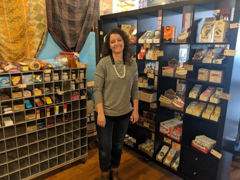 """The self-described """"Giftery, Bookery, and Chocolaterie"""" not only has a place in Ogden's downtown, it also helps hold the community together."""