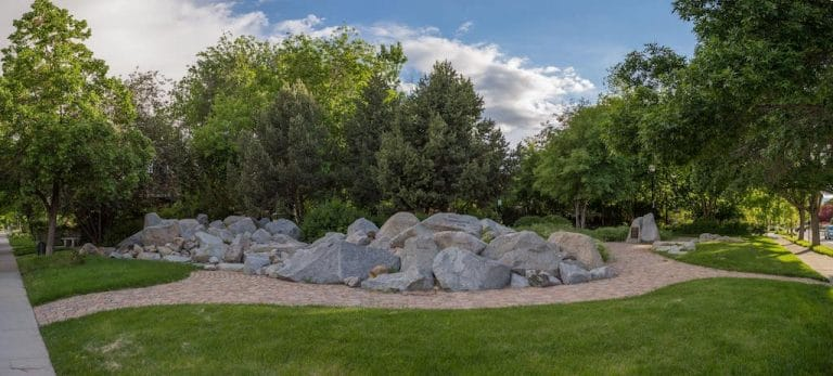 Trek reenacts arrival of first Utah Mormon pioneers on Saturday, July 20, 2019 at 7:00 am beginning at Donner Park and ends at First Encampment Park.