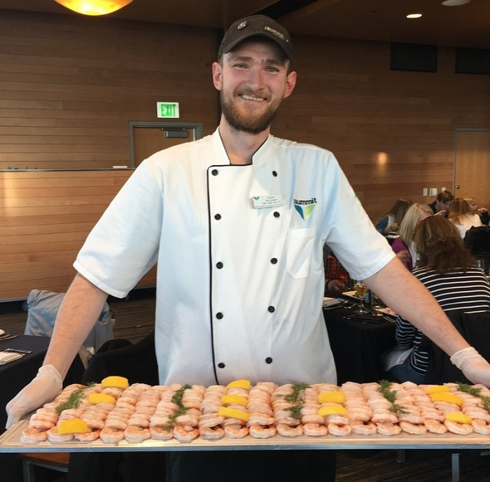 The Full Moon Dinners are held at 11,000 feet in The Summit restaurant at the top of Snowbird's Hidden Peak with spectacular views and cuisine to match.