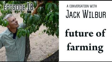 The future of farming in Utah: an interview with Jack Wilbur, a hybrid farmer