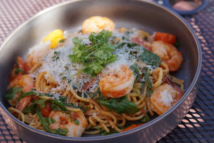 For a tempting taste of Italy via Brazil, Bartolo's is a very appealing Park City destination indeed, they serve Breakfast, lunch, and dinner.