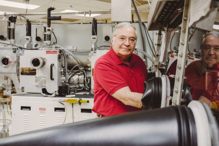 Professor Zeev Valentine Vardeny at the University of Utah is certainly an All-Star of physics. While most Utahns have never heard of him, Vardeny opened up an entirely new branch of physics.