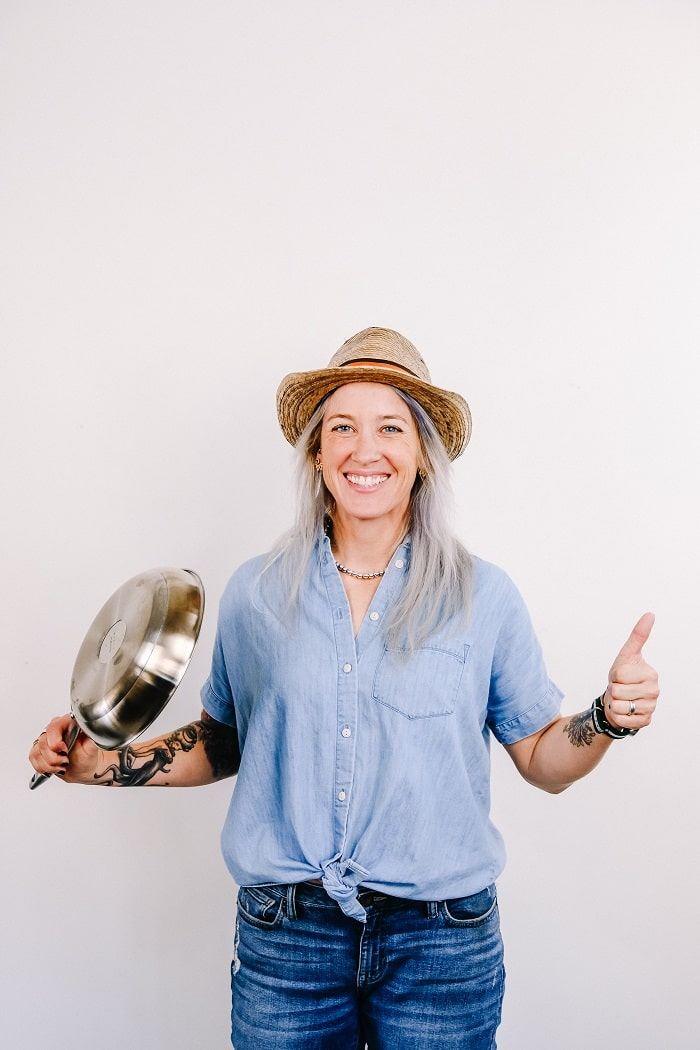 Utah Female Chefs - Amy Wanderly-Britt of Pig & A Jelly Jar. Photos by Dung Hoang.