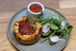 Campos Coffee Meat Pie