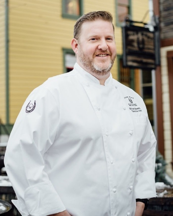 High West Chef Michael Showers