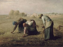 """The Gleaners"" by Jean-François Millet"