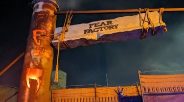 Fear Factory and a Night of Terror