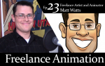 freelance animation Matt Watts
