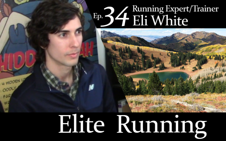 Learn from an Ultrarunner how to Train, Eat, and Live on High