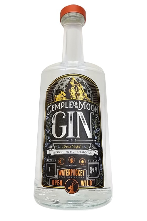 TEMPLE OF THE MOON GIN