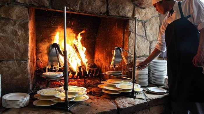 Valentine's Day at Deer Valley Fireside Dining