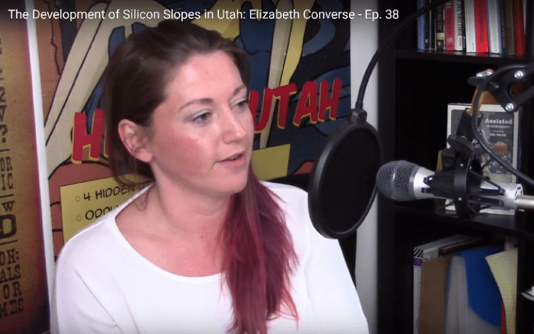 Conversation with Elizabeth Converse, the Director of Operations for Silicon Slopes Commons