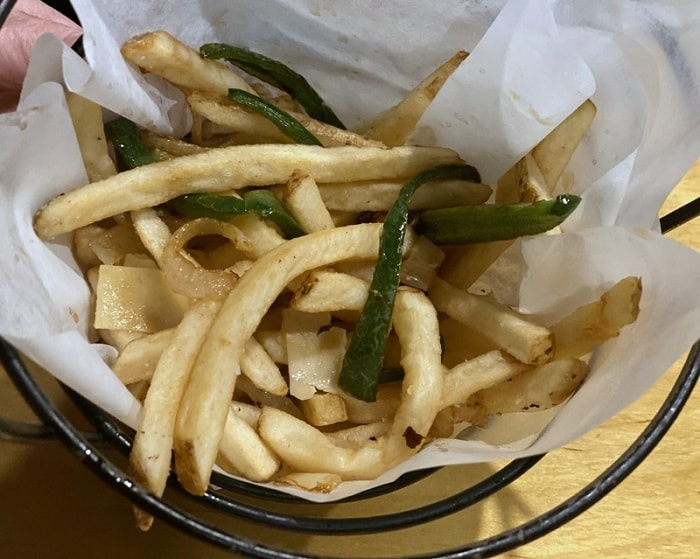 Jalapeño Fries