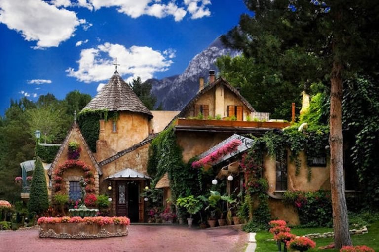 La Caille, special occation