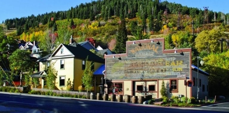 Park City's High West Saloon & General Store