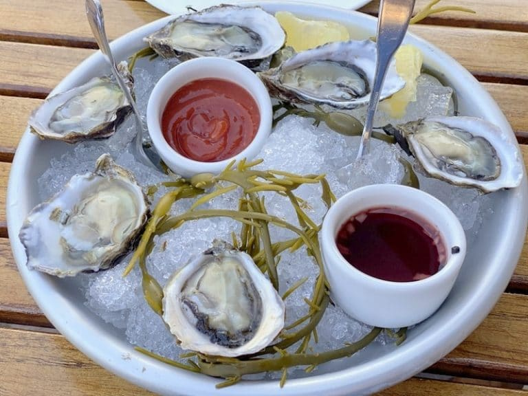 Fresh Shucked Oysters - RIME