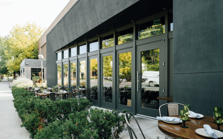 HSL Outdoor Patio Dining SLC